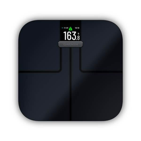 Balança inteligente Garmin Index™ S2 passa pela Anatel