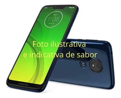 Motorola XT2097-5: a bateria é a do Moto G7 Power