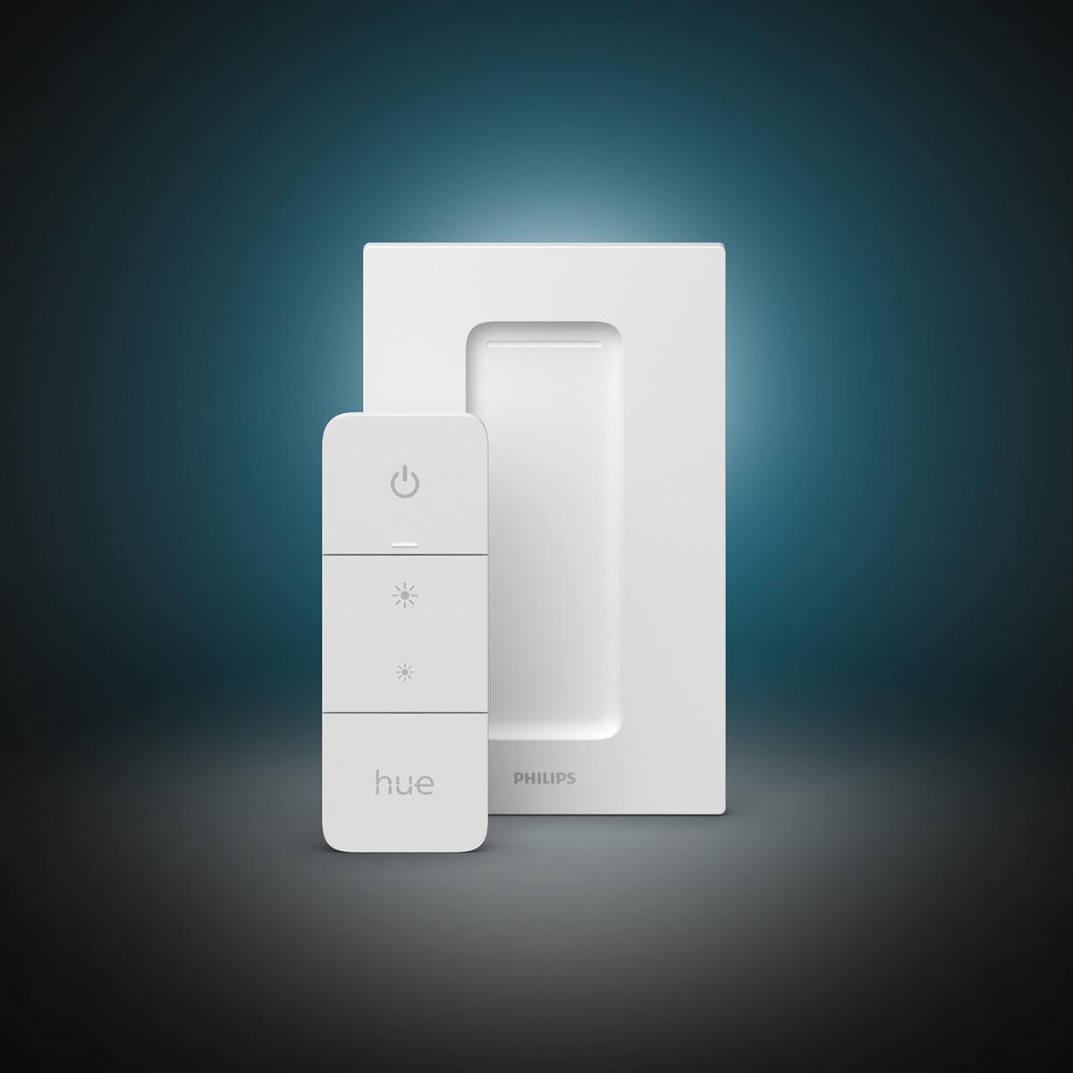 O novo dimmer/controle remoto da Philips Hue passa na Anatel