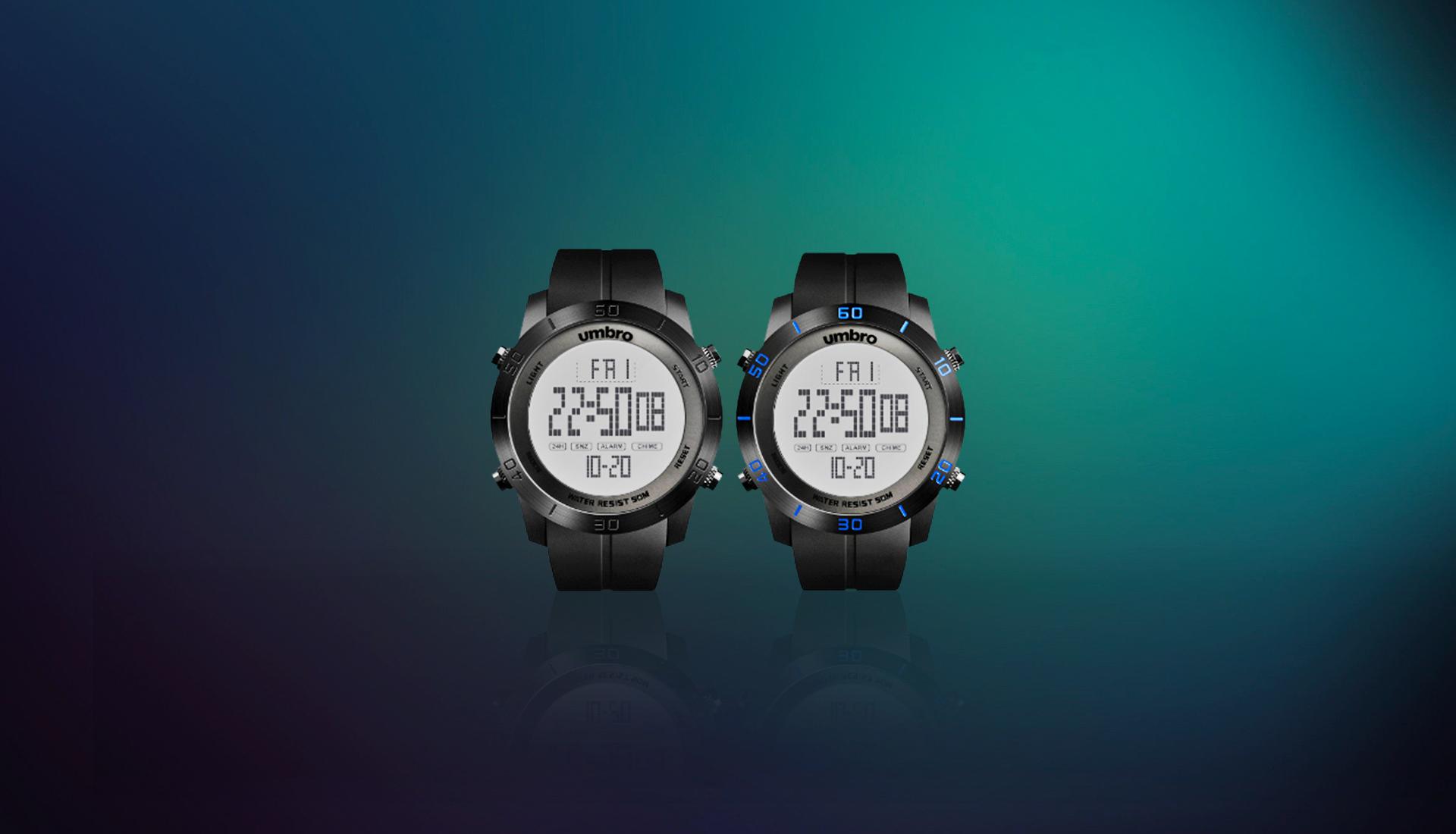 Dois smartwatches da Umbro passam na Anatel