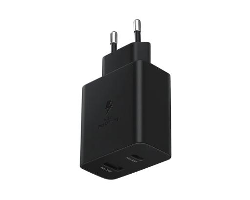 Samsung EP-TA220, carregador USB-PD PPS com duas portas, é homologado pela Anatel