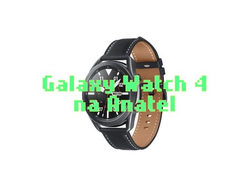 Galaxy Watch 4 Active de 40mm com LTE passa na Anatel