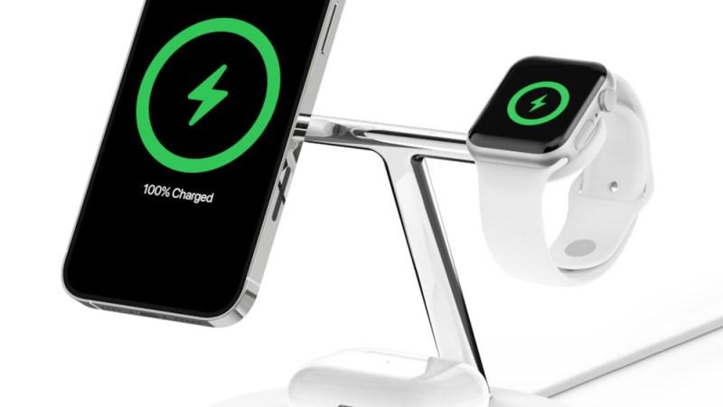 Belkin Boost Charge Pro, carregador MagSafe, AirPods e Apple Watch, passa na Anatel
