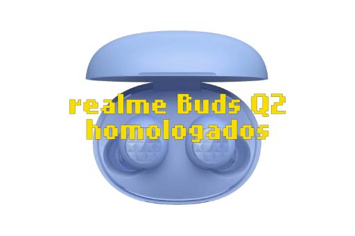 Os realme Buds Q2 foram homologados, e temos fotos