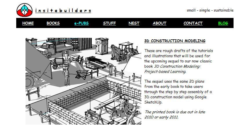 Insitebuilders-Insitebuilders ePub Process Modeling