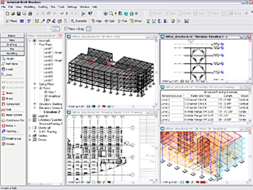 Insitebuilders-BIM CAD Drawing Sample