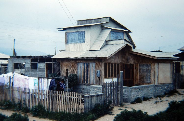 Homebuilt House, informal builders – See Insitebuilders