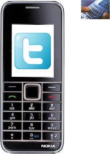 Insitebuilders - SMS Tweets