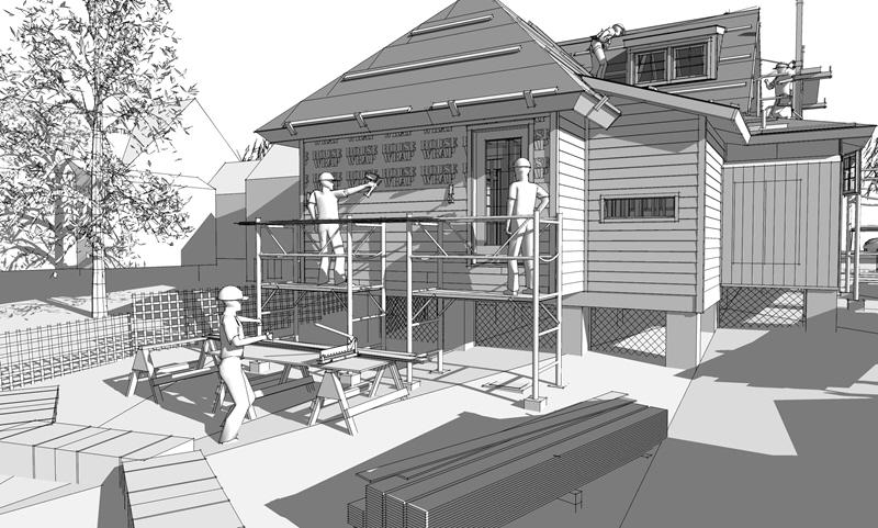 Phase 5: Roof Framing - Insitebuilders