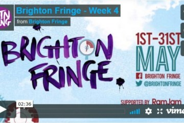in situ: at Brighton Fringe video