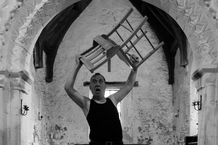 Richard Spaul in Hamlet