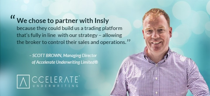 Customer Success Story: How Accelerate and Insly launched a white-labelled MGA trading platform