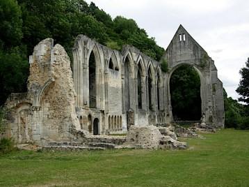 Abbaye de Beaumont le Roger