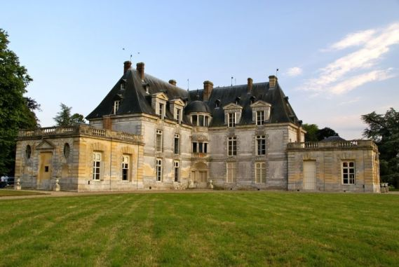 Le Clos de la Risle : Parc et jardins du Château d'Acquigny