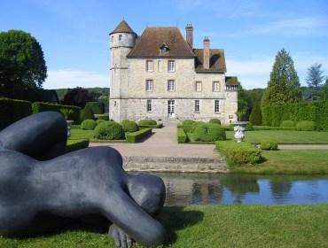 Le Clos de la Risle : Château de Vascoeuil