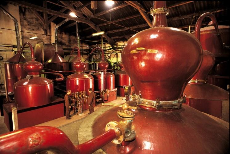 Distillerie Busnel - Alambics