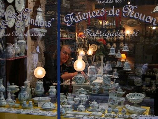 Quartiers des faïenciers - Rouen