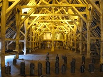 Le Clos de la Risle : Halles médiévales de Dives sur mer