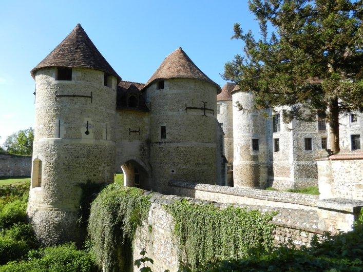 Château d'Harcourt ©CT