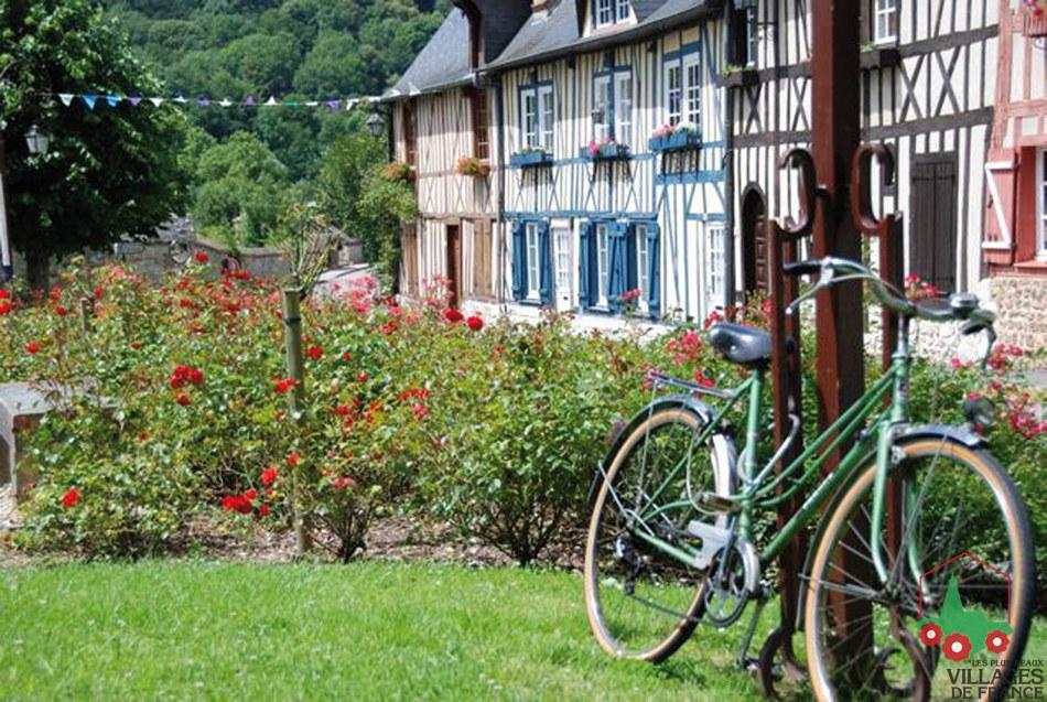 Le Bec Hellouin - www.tourismecantondebrionne.com