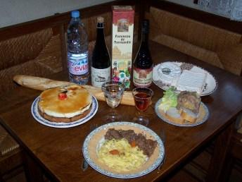 Le Clos de la Risle : Repas normand