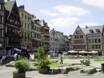 Le Clos de la Risle : Jeanne d'Arc à Rouen