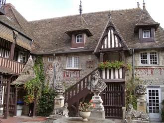 Le Clos de la Risle : Village de Guillaume le Conquérant - Dives