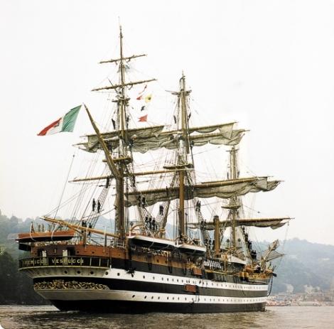 L'Armada 2019 - Amerigo Vespucci