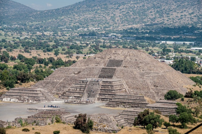 Conoce Teotihuacan