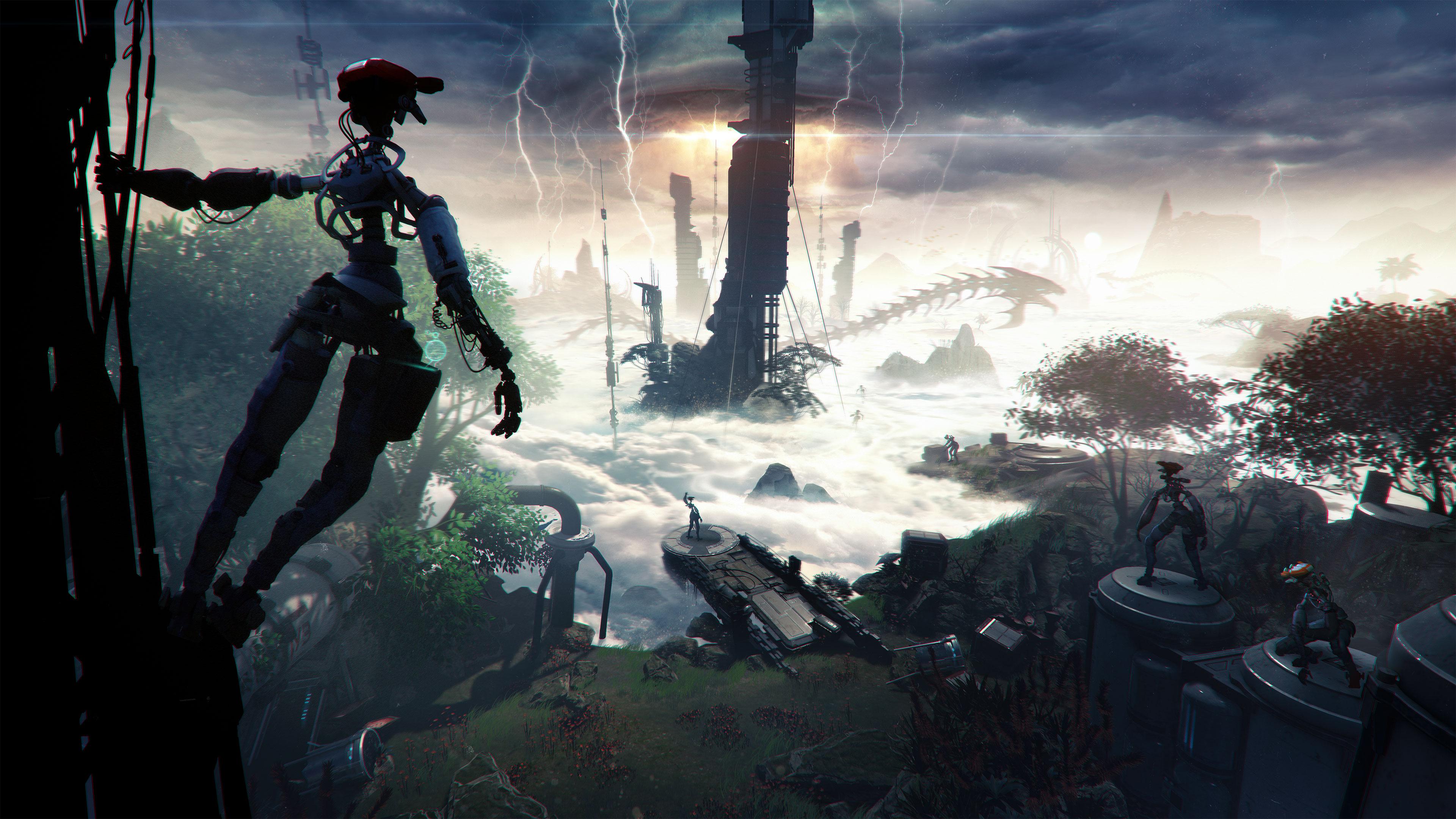 Stormland Insomniac Games