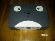 DIY Totoro Box