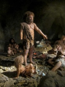 Neanderthal family Michale MucCullogh under Creative Commons License 2 https://creativecommons.org/licenses/by-nc-nd/2.0/