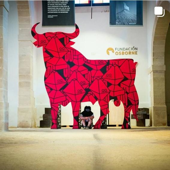 New Osborne bull design