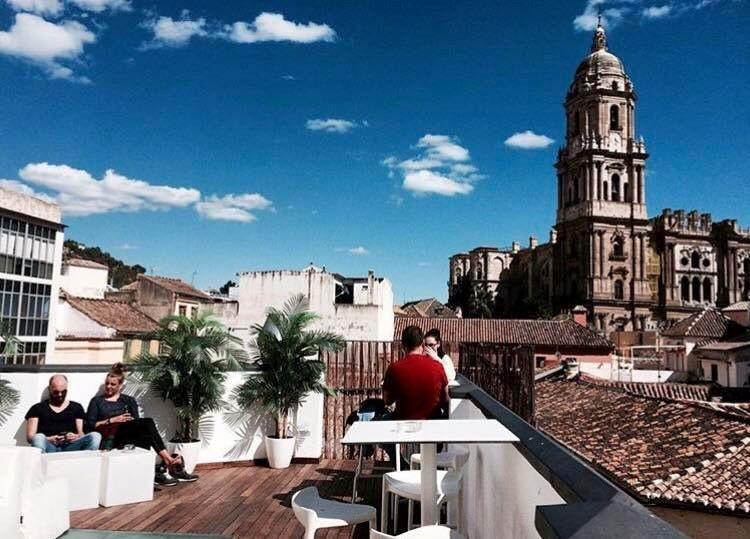 La Terraza chinitas. Image from Facebook