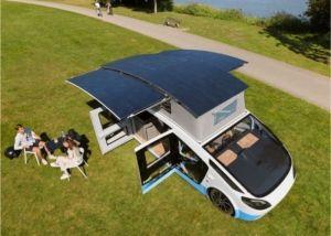 Stella Vita solar-powered motorhome