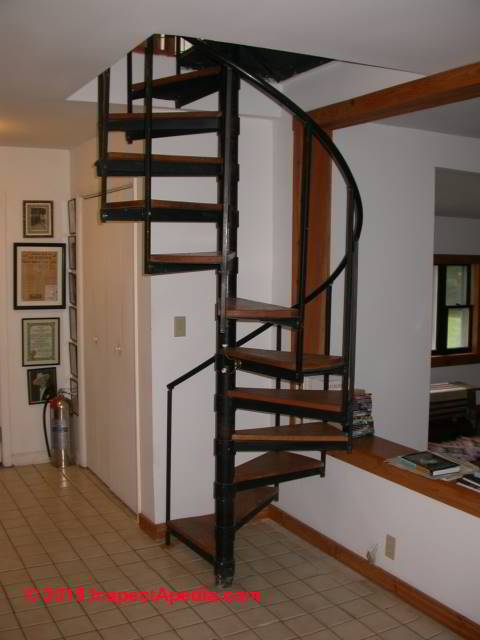 Circular Stairs Circular Stair Kits Circular Star Inspection | Iron Shop Spiral Stairs | Attic Loft | Victorian | Loft Staircase | Elk Grove | Staircase Kits