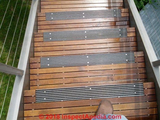 Stair Railing Design For Seniors Or For People With Limited Mobility   Stair Rails For Elderly   Stair Climbing   Down Stairs   Wood   Cmmc Handrail   Pipe