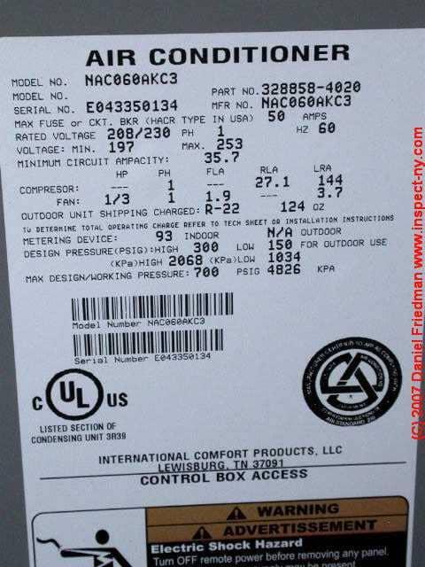 ACDataTagResidential054DJFs coleman gas furnace wiring diagram dolgular com american standard gas furnace wiring diagrams at crackthecode.co