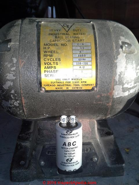 motor start capacitor selection faqs