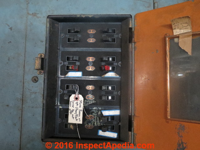 Old House Wiring Inspection & Repair: Electrical Grounding