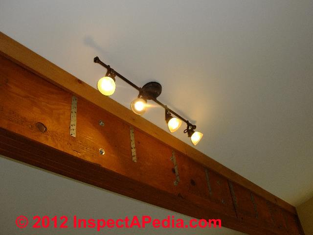 guide to bulbs for recessed track lights