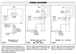 Room thermostat wiring diagrams for HVAC systems