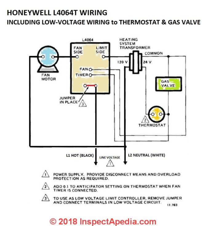 boiler limit switch wiring diagram  schematic wiring