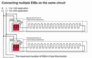 240v Electric Heat Wiring Diagram  Wiring Diagram
