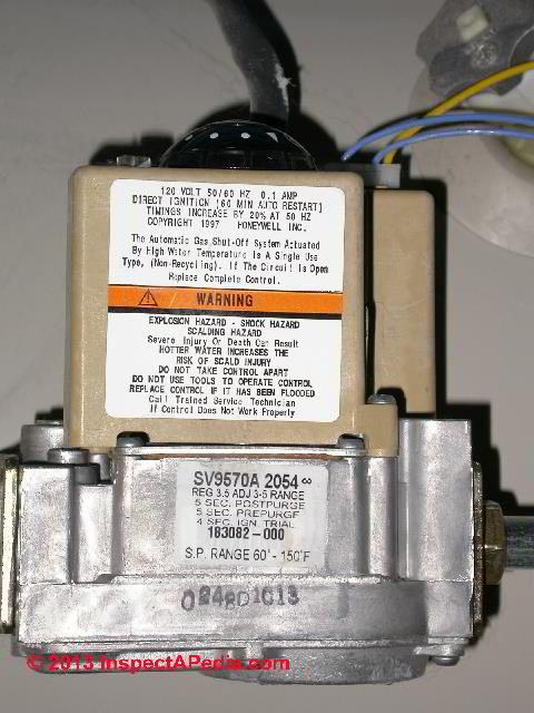Gas Flame Thermocouple Sensors Troubleshooting Amp Replacement