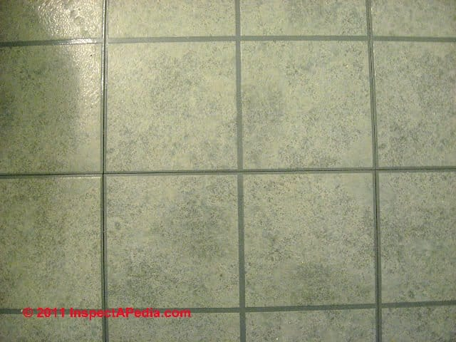 armstrong floor tile identification