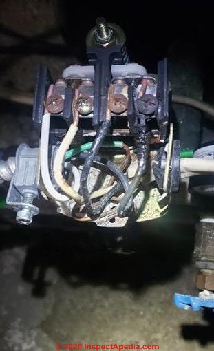 water pump wiring troubleshooting  repair pump wiring diagrams