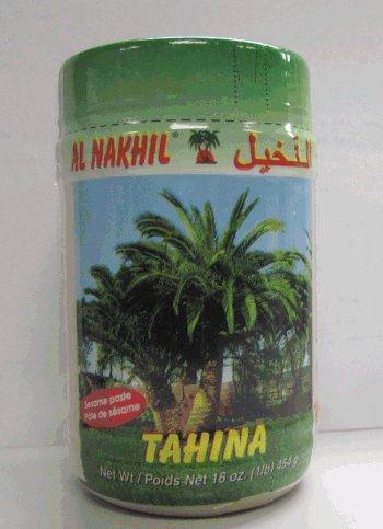 Al Nakhil - Sesame Paste Tahina