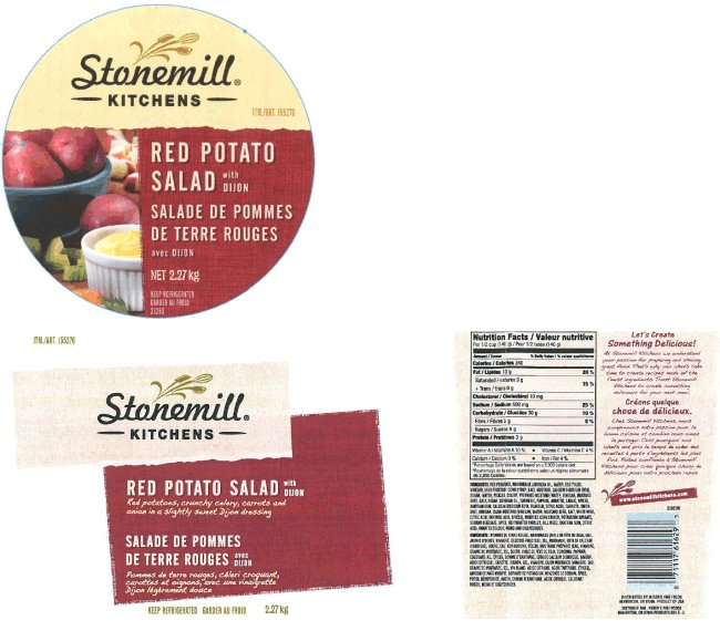 Stonemill Kitchens - Red Potato Salad with Dijon
