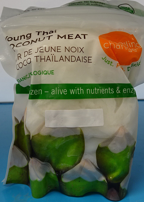 Feeding Change - Young Thai Coconut Meat